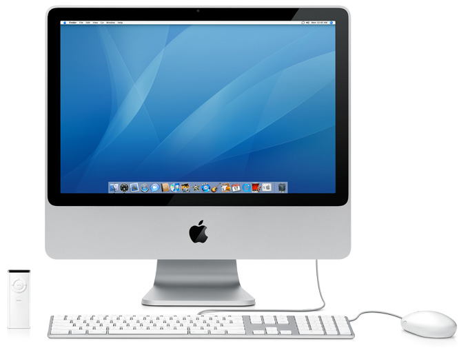 how to open imac 2008
