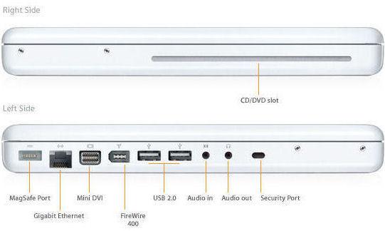 Macbook 13 White Xpc Computers